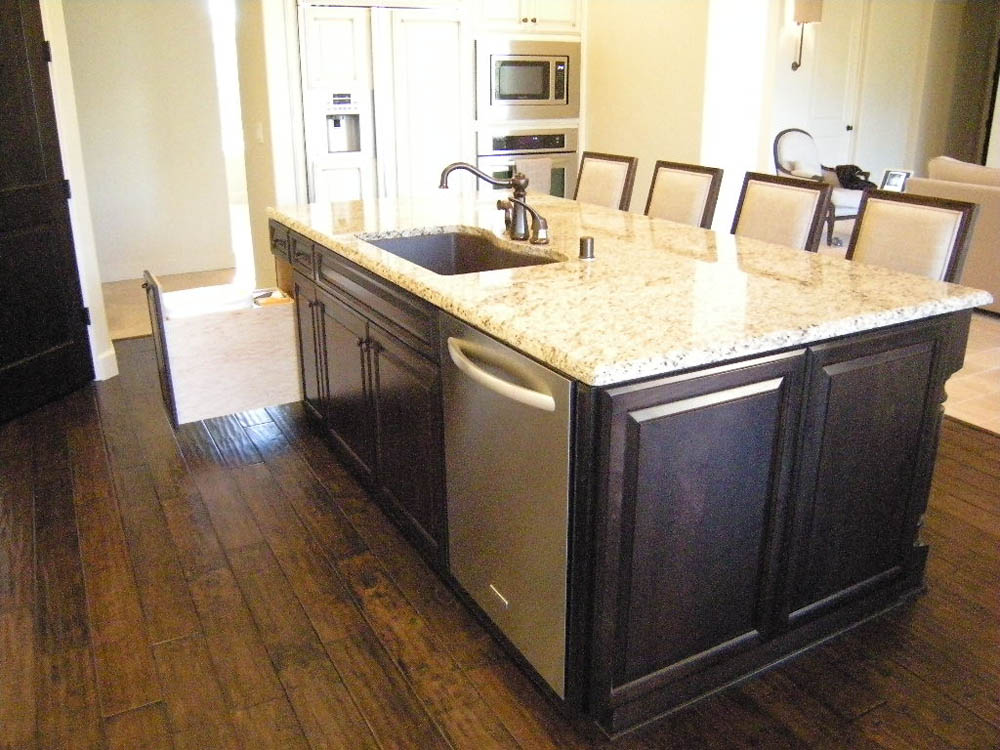 countertop tile how to build