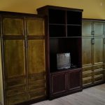 Custom electronics enclosure Cabinet, cabinetry made in Redding California