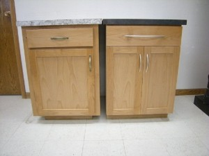 European Cabinets and Face Frame Cabinets