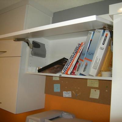 Mandina's Modern Office Cabinets