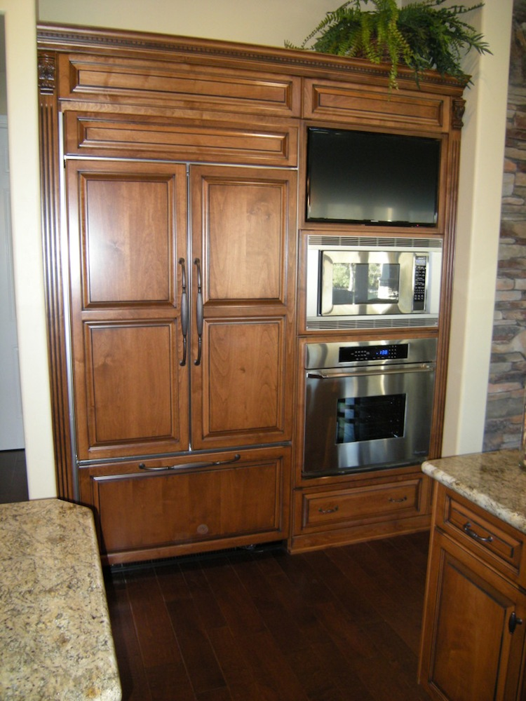 New Construction Cabinets