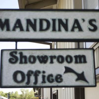 Mandina's Showroom Office