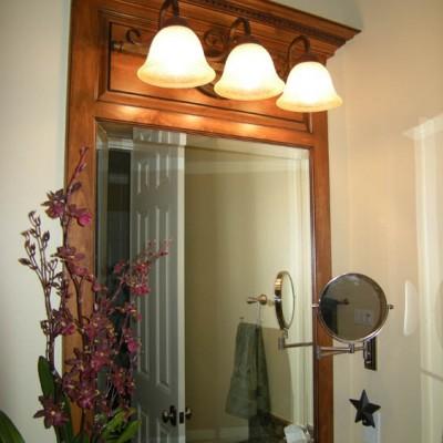 Mandina's Custom Bathroom Vanity Cabinets
