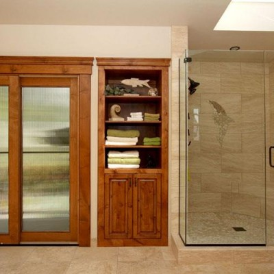 Mandina's Custom Bathroom Cabinets