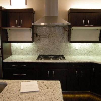 Mandina's Custom Modern Kitchen Cabinets