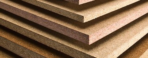 particle board core materials in the cabinet/furniture making industry